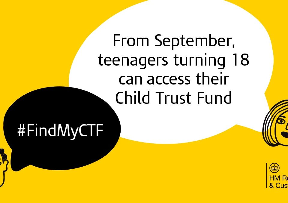 HMRC Child Trust Fund - NI business news - Northern Ireland freelance copywriter