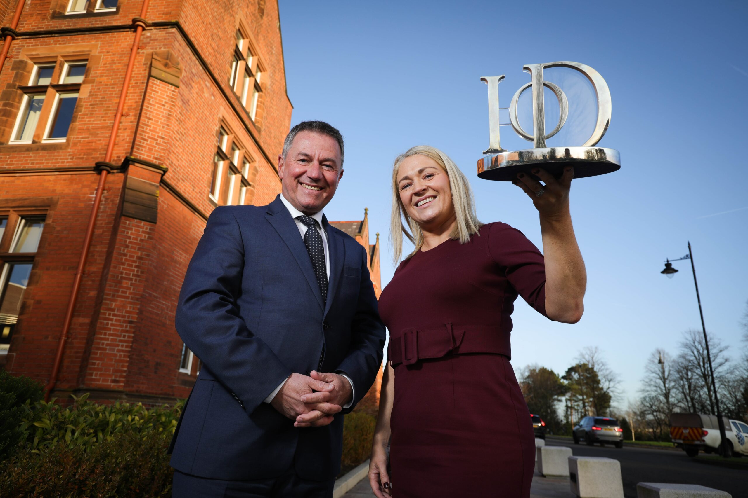 Deli Lites Newry CEO Brian Reid - IoD Director of the Year Awards - Northern Ireland business news - Freelance NI Copywriter