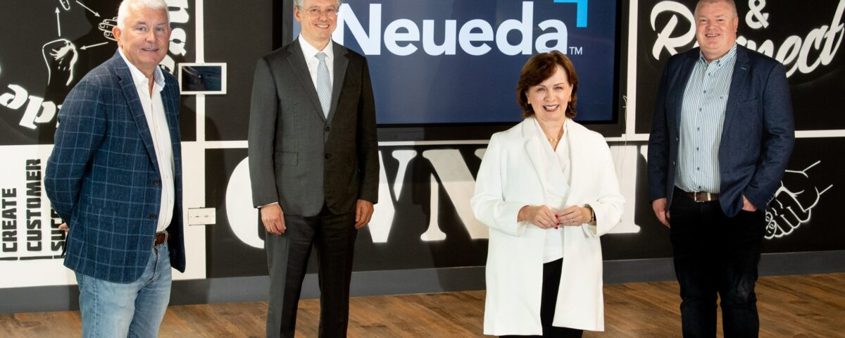 Neueda jobs Belfast - NI business news