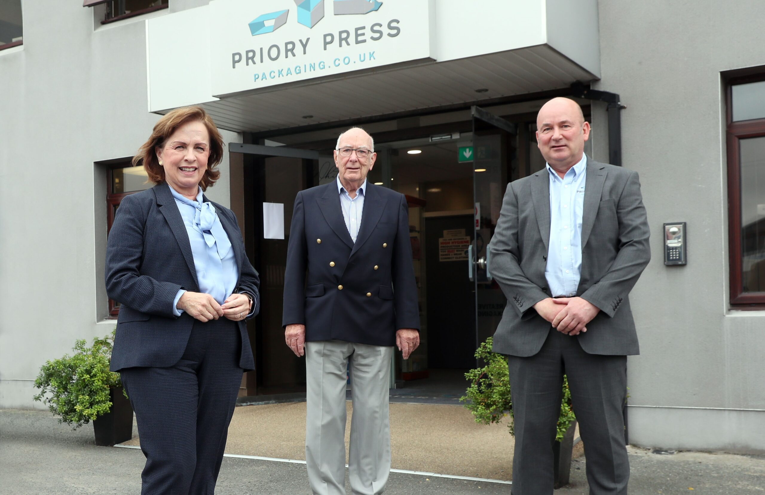 £1MILLION INVESTMENT BY COUNTY DOWN MANUFACTURER PRIORY PRESS PACKAGING - Northern Ireland business news - Freelance NI Copywriter