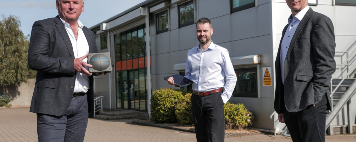 Newry's Bluezone Technologies invests over £685k in sensor technology to combat Legionella outbreaks following Covid-19 lockdown - Newry business news