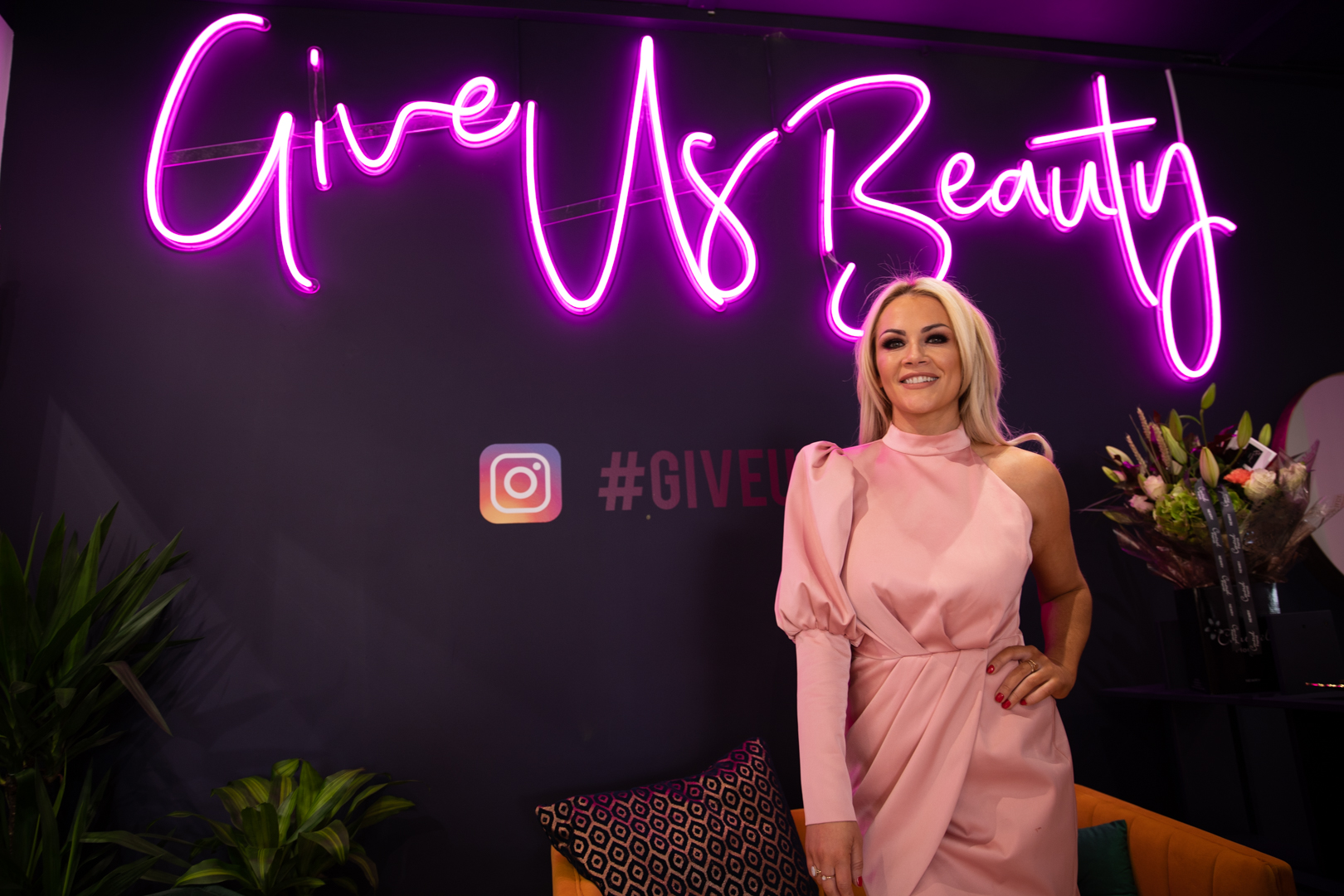 Give Us Beauty Newry store - BBC Apprentice Grainne McCoy - Newry business news - Freelance NI Copywriter Paul Malone, Tall Paul Marketing