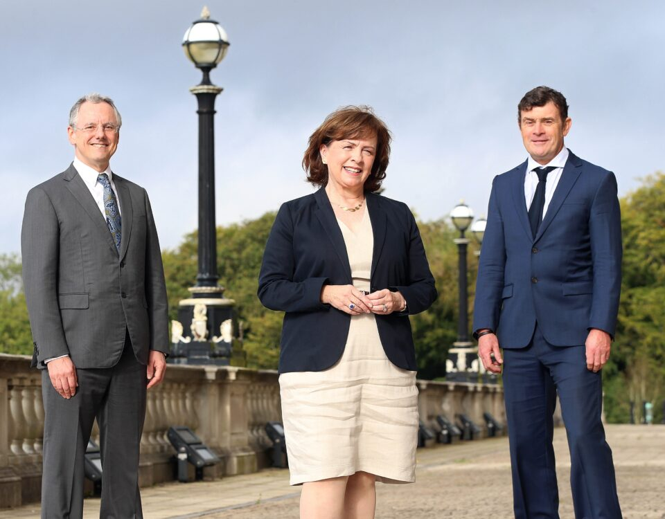 Economy Minister Diane Dodds has encouraged businesses across Northern Ireland to access EU Exit support from Invest Northern Ireland and InterTradeIreland.business Brexit - Northern Ireland Business News - Freelance Copywriter Tall Paul Marketing