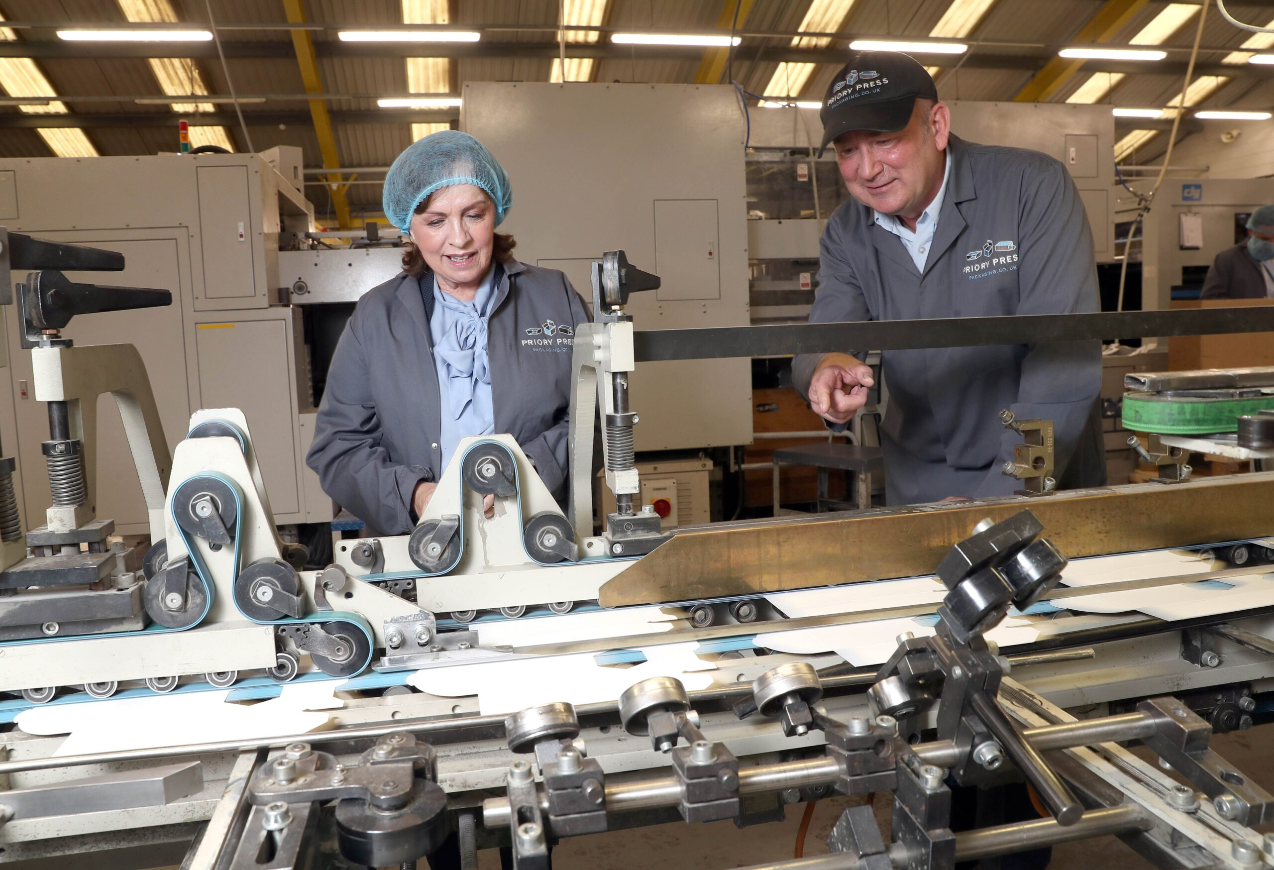 Priory £1MILLION INVESTMENT BY COUNTY DOWN MANUFACTURER PRIORY PRESS PACKAGING - Northern Ireland business news - Freelance NI Copywriter Tall Paul Marketing