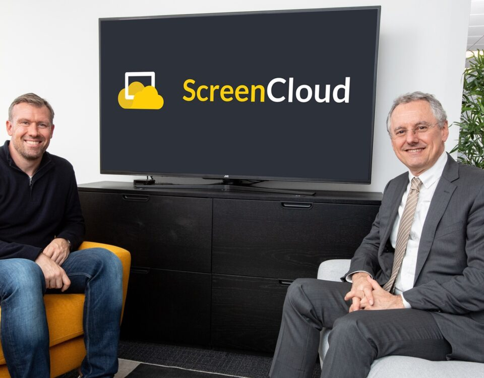 ScreenCloud Northern Ireland - NI Business and Tech news - Tall Paul Marketing, Freelance Copywriter