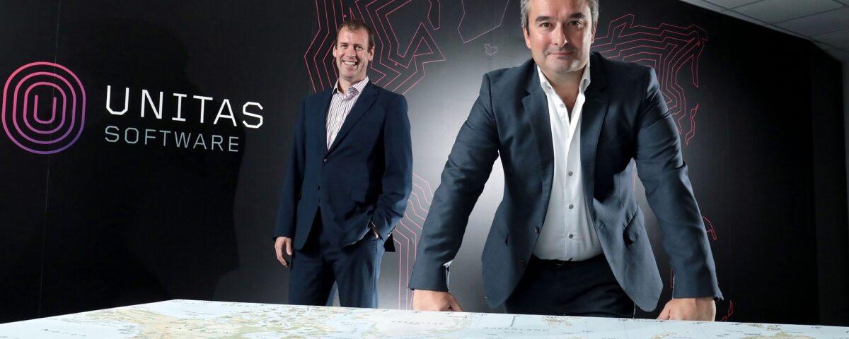 UNITAS Software Northern Ireland - NI Business news - Freelance Northern Ireland Copywriter Paul Malone Tall Paul Marketing