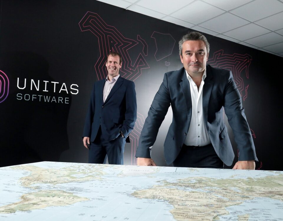 UNITAS Software Northern Ireland - NI Business news - Freelance Northern Ireland Copywriter Paul Malone Tall Paul Marketing