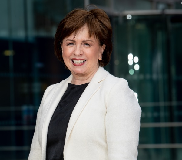 Economy Minister Diane Dodds - Covid Restrictions Business Support Scheme: New details announced by Economy Minister - Belfast Copywrite - NI freelance writer Tall Paul Marketing