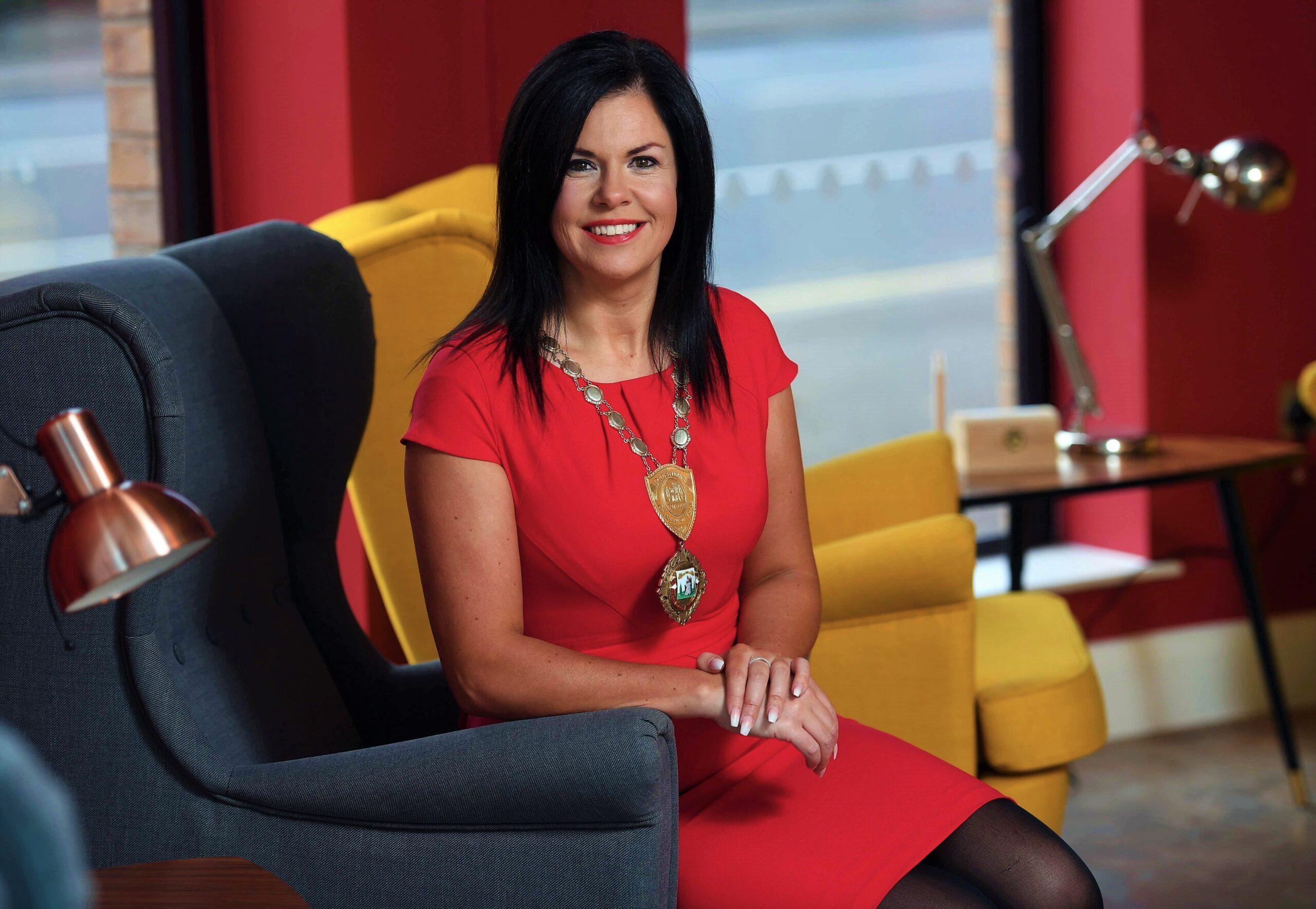 Newry Chamber Emma Marmion - - Belfast Copywriter - marketing company belfast - digital marketing ni - Paul Malone Tall Paul Marketing