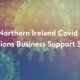 Northern Ireland Covid Restrictions Business Support Scheme - Coronavirus Covid19 - Ireland Copywriter - Freelance Belfast Content Writer Tall Paul Marketing - Belfast Marketing Agency