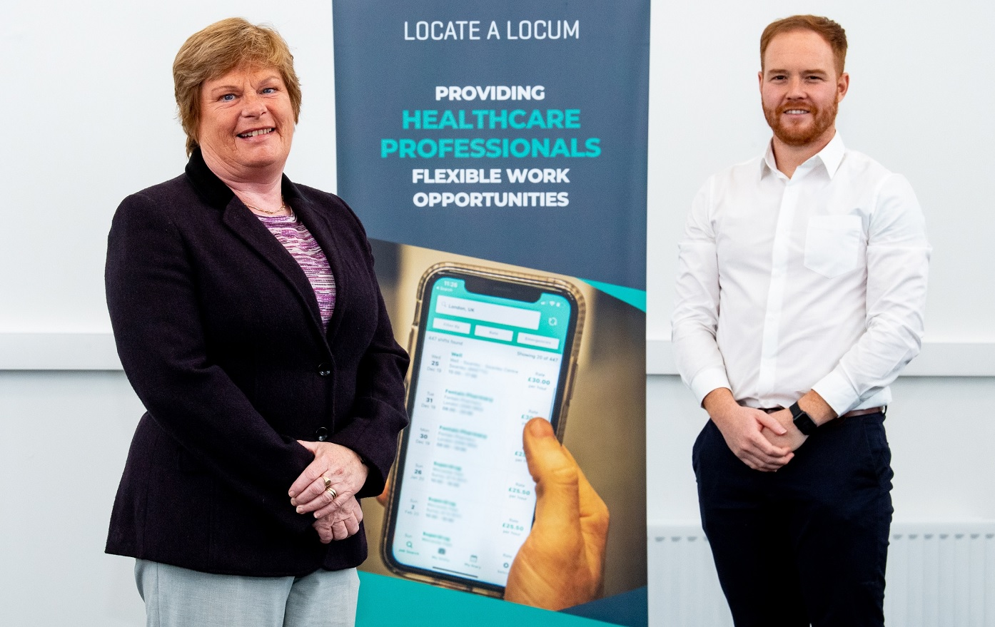 Belfast software firm Locate a Locum invests over £1million in healthcare software - NI business news - Content Writer Northern Ireland - Freelance Belfast Copywriter, Tall Paul Marketing