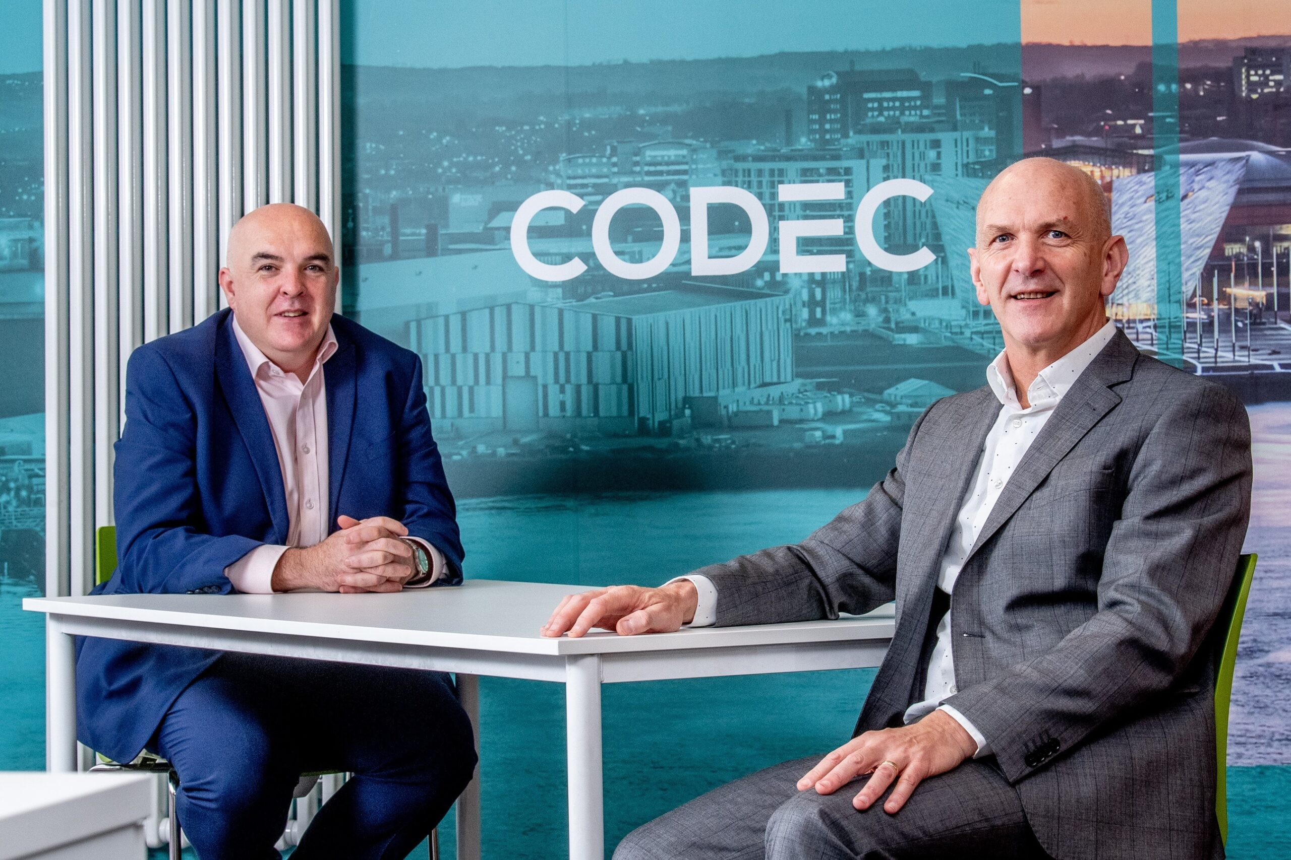 Dublin firm Codec invests over £1million in Belfast expansion and 20 jobs - Freelance NI Copywriter Paul Malone, Blog Writer, Content Writer