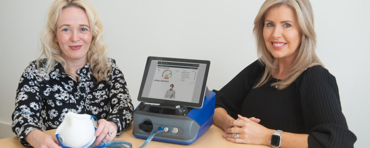 Warrenpoint sisters first women in Northern Ireland to achieve face fit testing accreditation - Freelance Belfast Copywriter Paul Malone, Tall Paul Marketing, Content Marketing