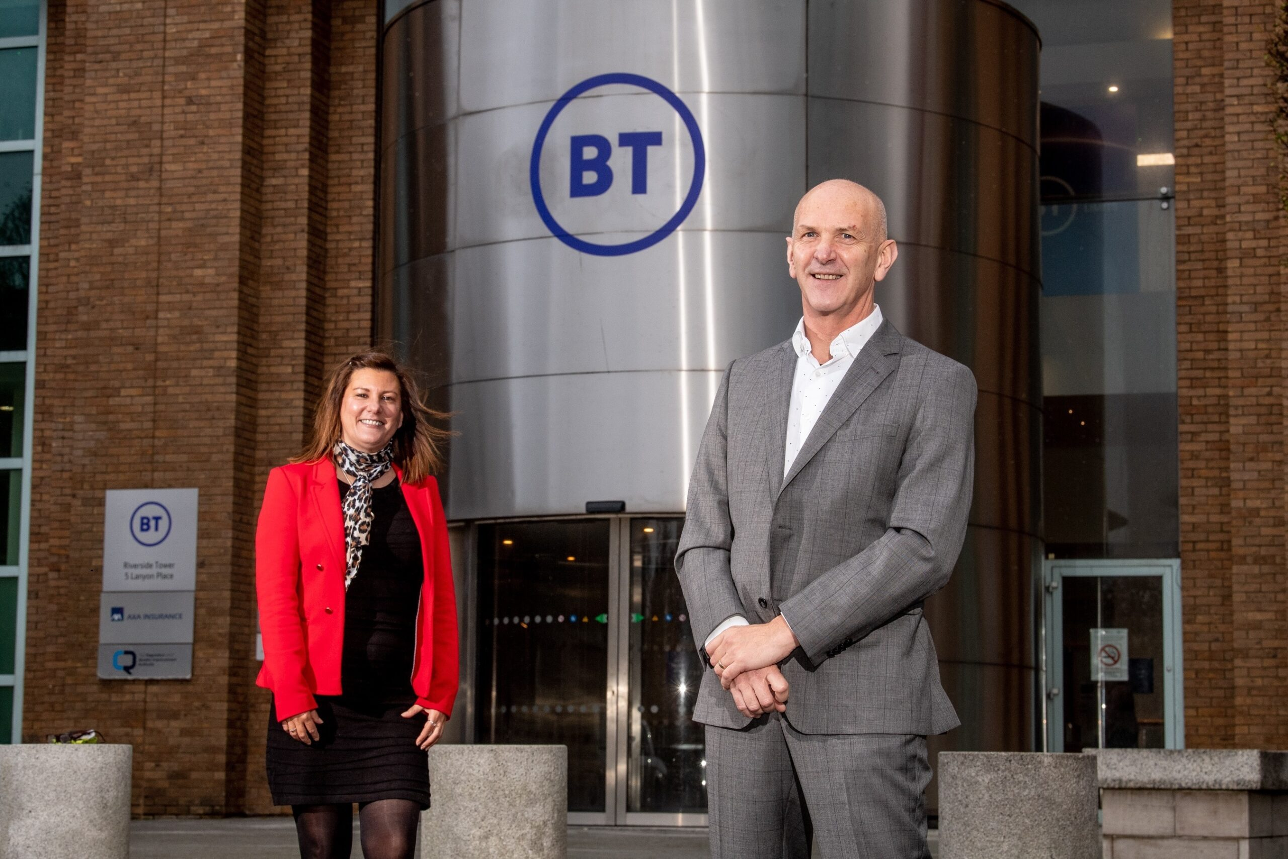 BT to establish Northern Ireland Legal Hub with over £2m investment and up to 30 jobs - NI Freelance Copywriter - Content and Blog Writer Tall Paul Marketing