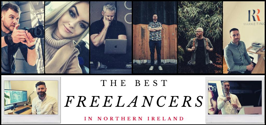 Northern Ireland's Best Marketing and Communications Freelancers - NI Copywriter, Content Writer and Blog Writer, Tall Paul Marketing