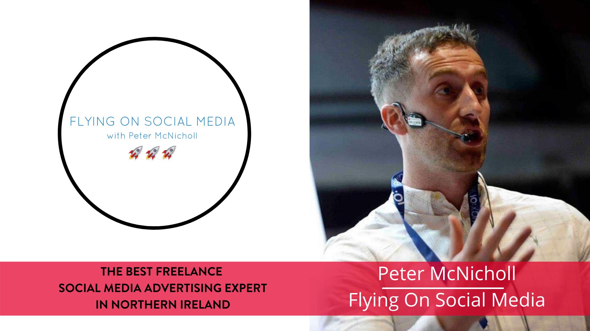 The best NI freelancers - Social Media Advertising expert in Northern Ireland - Tall Paul Marketing