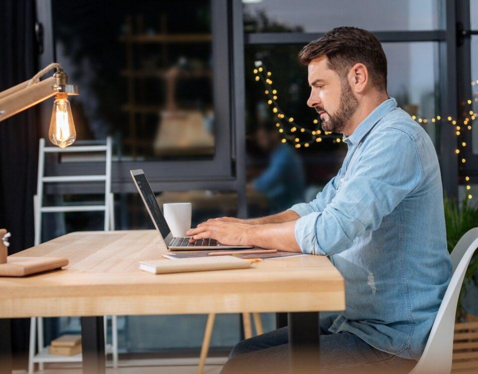 NI Newly Self-Employed Support Scheme - Amendments to eligibility criteria announced - Content Marketing Agency Belfast - Freelance Belfast Copywriter