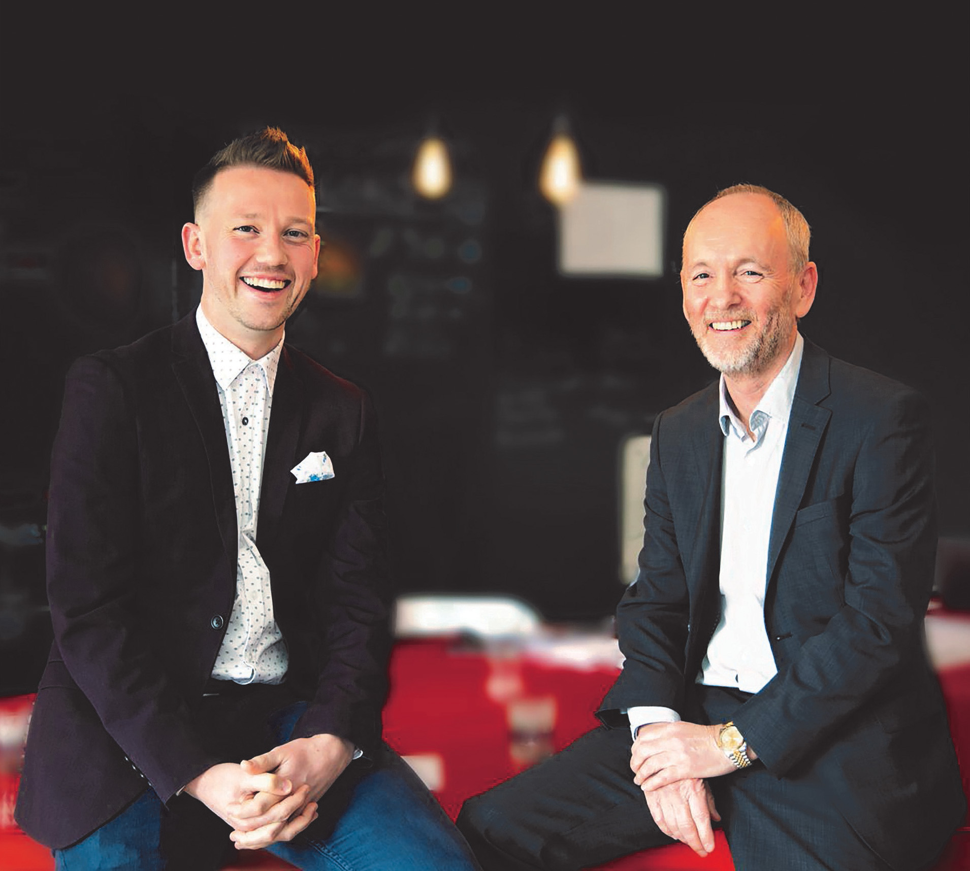 Gareth & Howard - Newry firm Around Noon to reduce plastic with £250k investment - Commercial writer NI