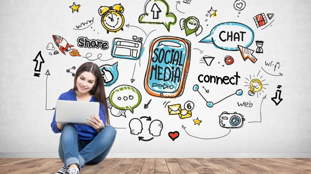 Make it easy for readers to share your content on social media - think comments, likes and shares - Northern Ireland digital marketing expert
