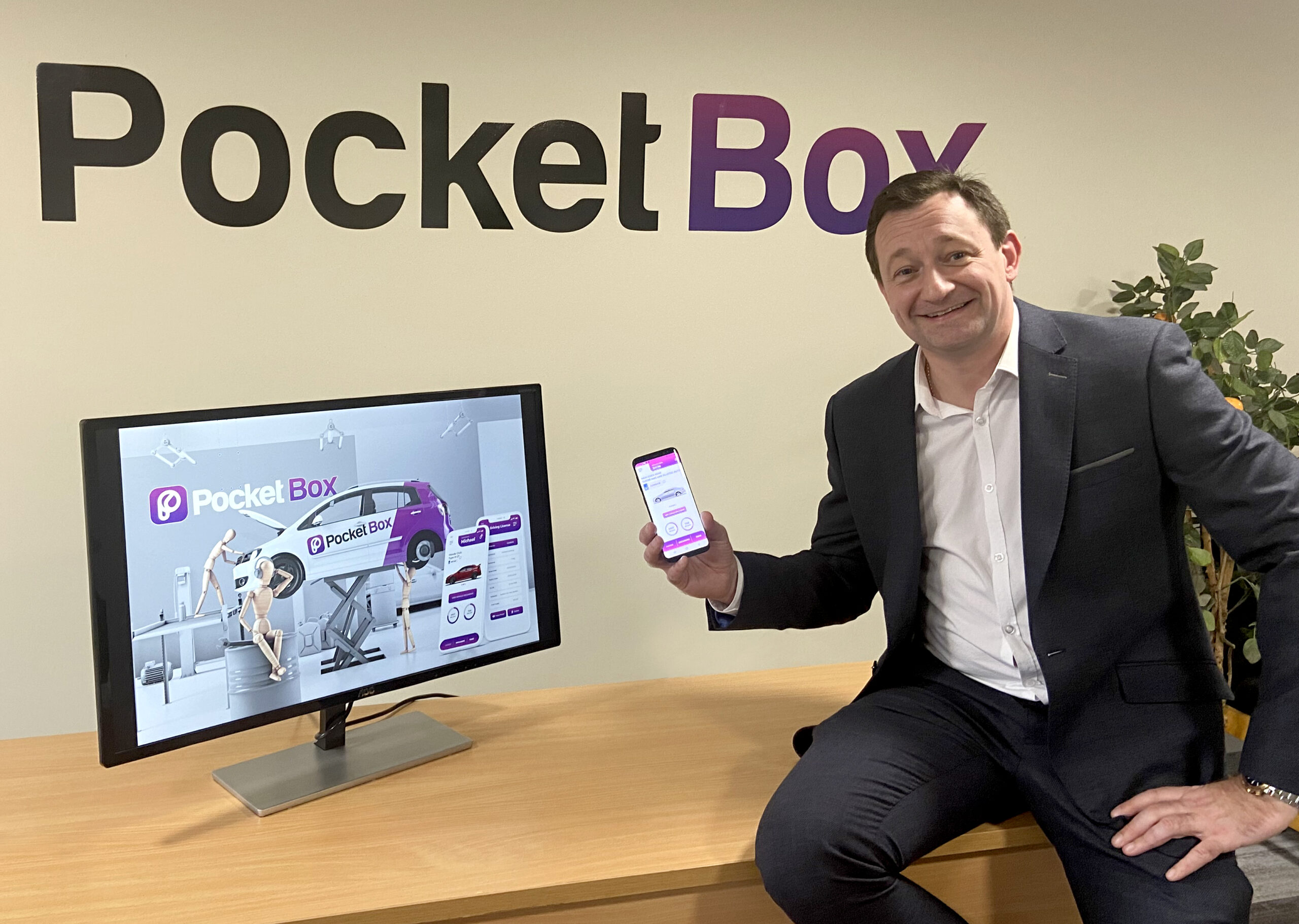 Northern Ireland Tech Entrepreneur Launches FREE App to Help Motorists
