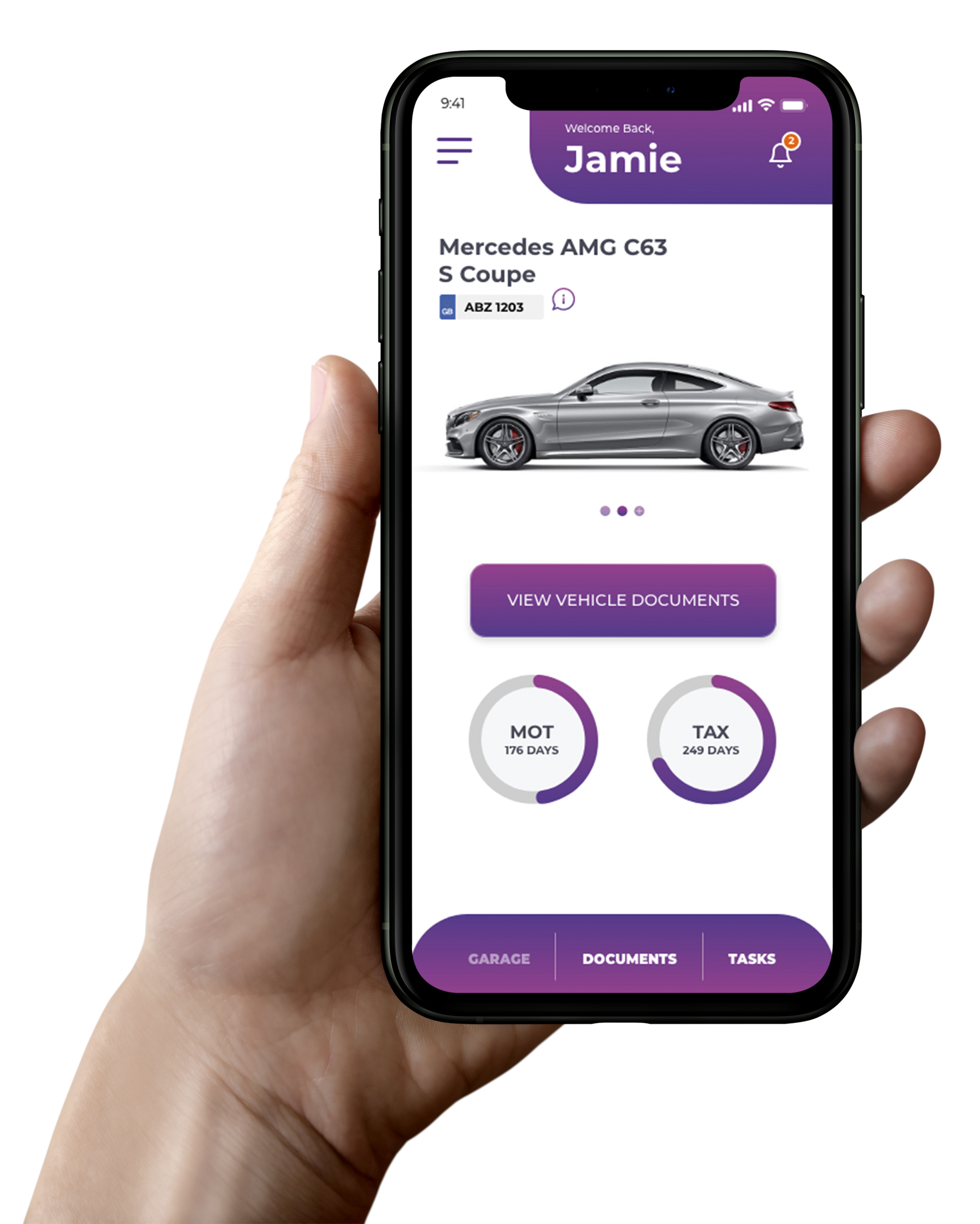 The Pocket Box App aims to solve several pain points for the everyday motorists
