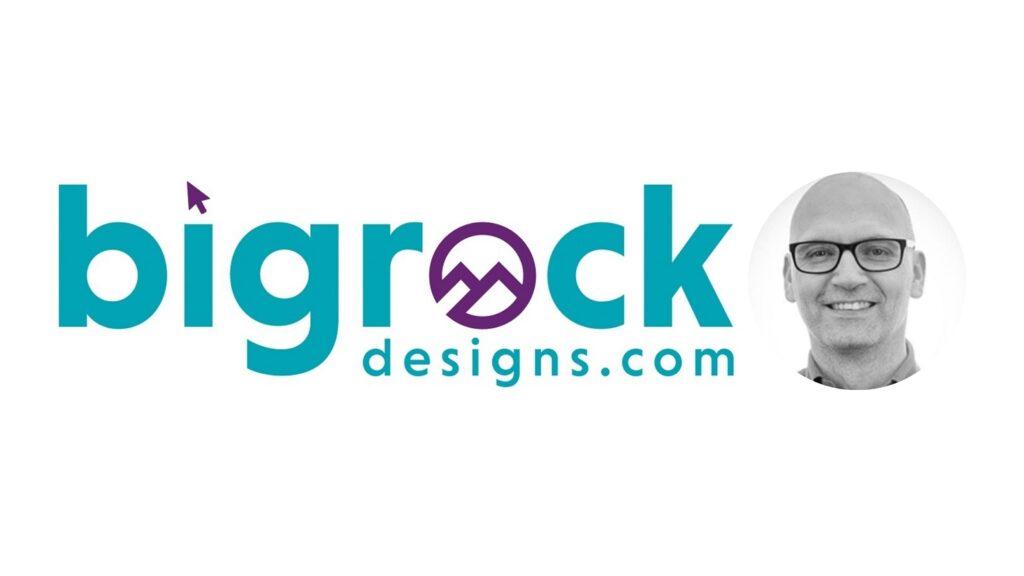 Lockdown Legends Peter Meehan, Big Rock Designs - Freelance web content writer NI