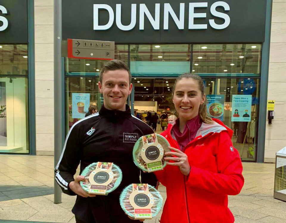 Simply Fit Food secures major Dunnes Stores supply deal Tall Paul Marketing - Northern Ireland content marketing