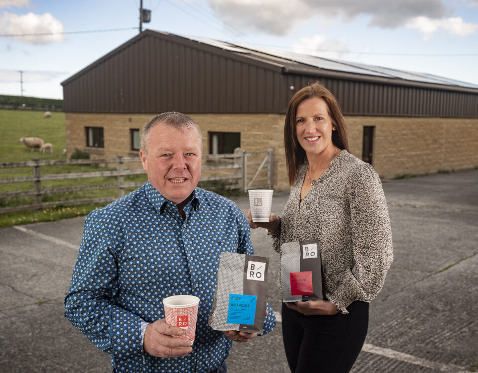 NI Coffee Co Down Firm Offer Ireland's First Fully Compostable Packaging - copywriter ireland - belfast content marketing