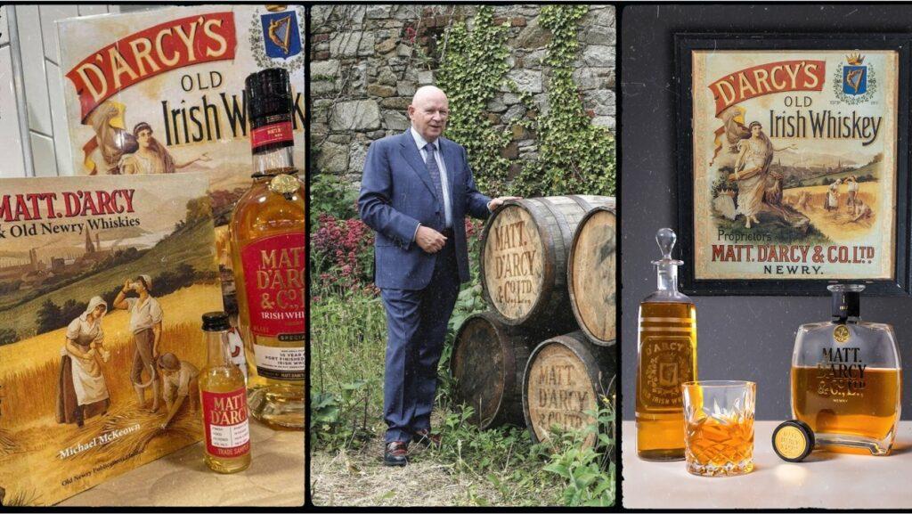 Newry Whiskey firm Matt D'Arcy celebrates export success - Paul Malone - Ireland copywriter