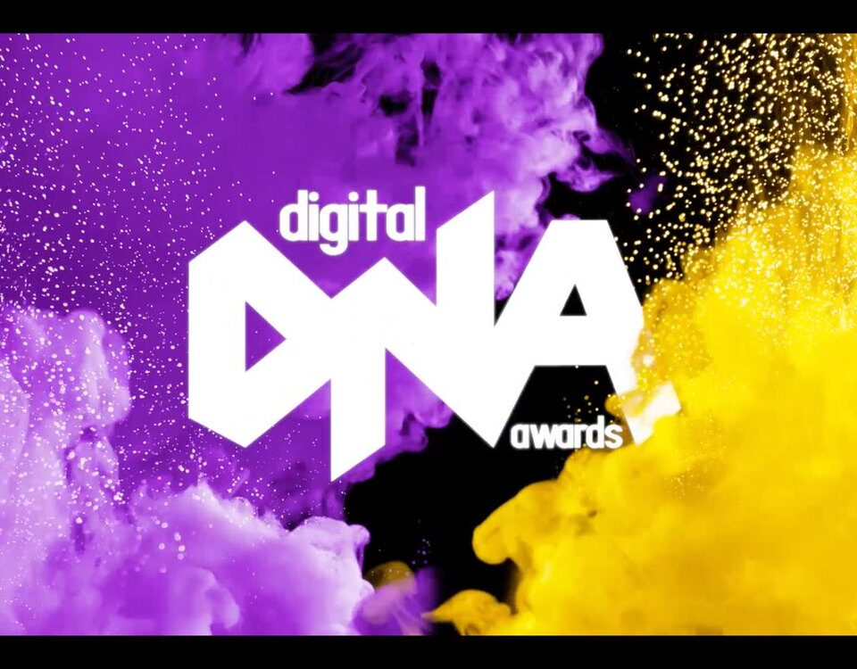 Digital DNA awards 2021 - Freelance NI Copywriter Paul Malone - Tall Paul Marketing - Copywriter Ireland