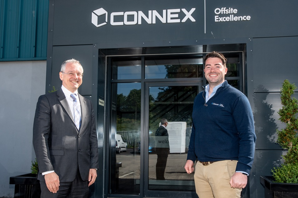 Jobs in Newry - Connex to create 50 Newry jobs in £4.6m investment - Tall Paul Marketing - copywriter freelance belfast