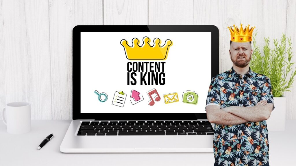 High-quality content will drive traffic to your website - belfast copywriter content writing