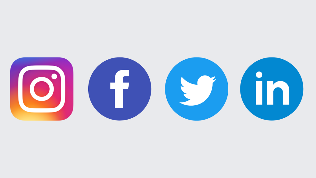 increase traffic to your website - Social Media icons on your website to increase web traffic - content marketing agency belfast