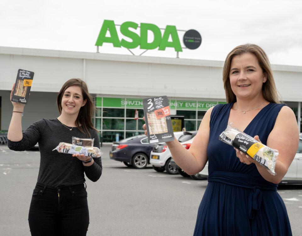 Warrenpoint company DELI LITES 'wraps' up new Asda deal - belfast blog writer - tall paul marketing