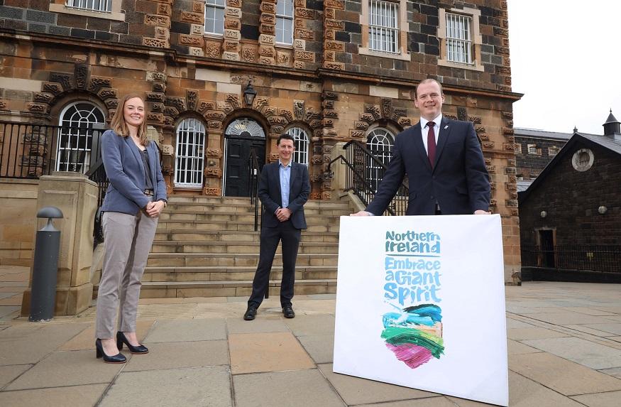 Multi-million pound NI tourism support programme launched - ireland copywriter - marketing belfast