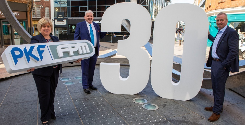 Newry man Feargal McCormack Celebrates 30 Years in Business - copywriter belfast - ni content marketing