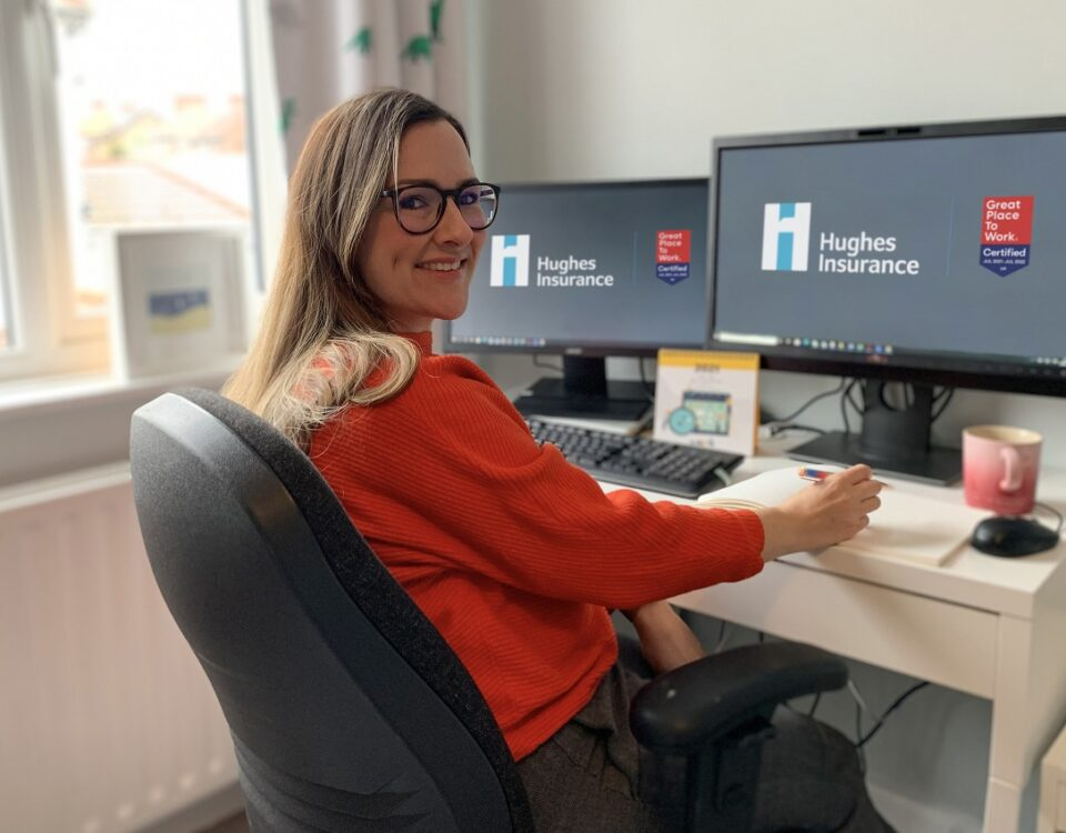 Hughes Insurance Recognised as a 'Great Place to Work' - copywriters ireland - ni blog content